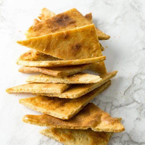 Low Carb Tortillas (Fathead Dough)