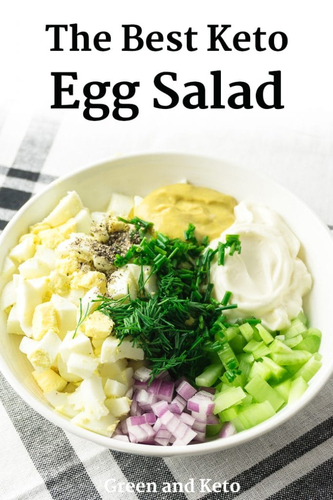 The Best Keto Egg Salad – Quick and Easy Recipe