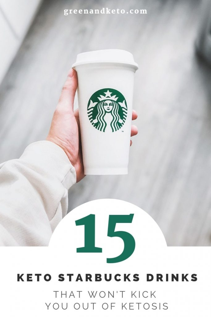 15 Best Keto Drinks at Starbucks: Your Guide to Low-Carb Starbucks Drinks