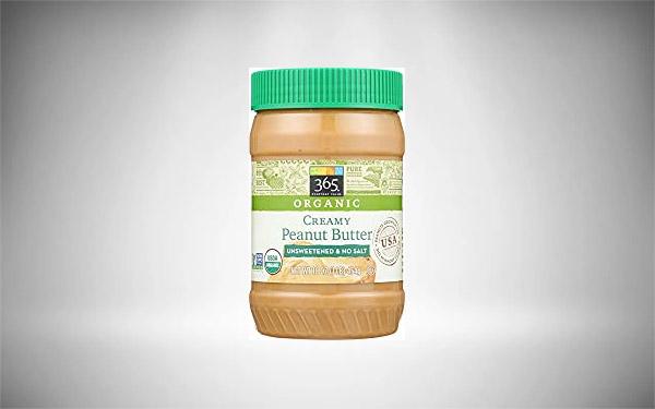 365 Everyday Value, Organic Creamy Peanut Butter