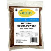 Gerbs Natural Cocoa Powder