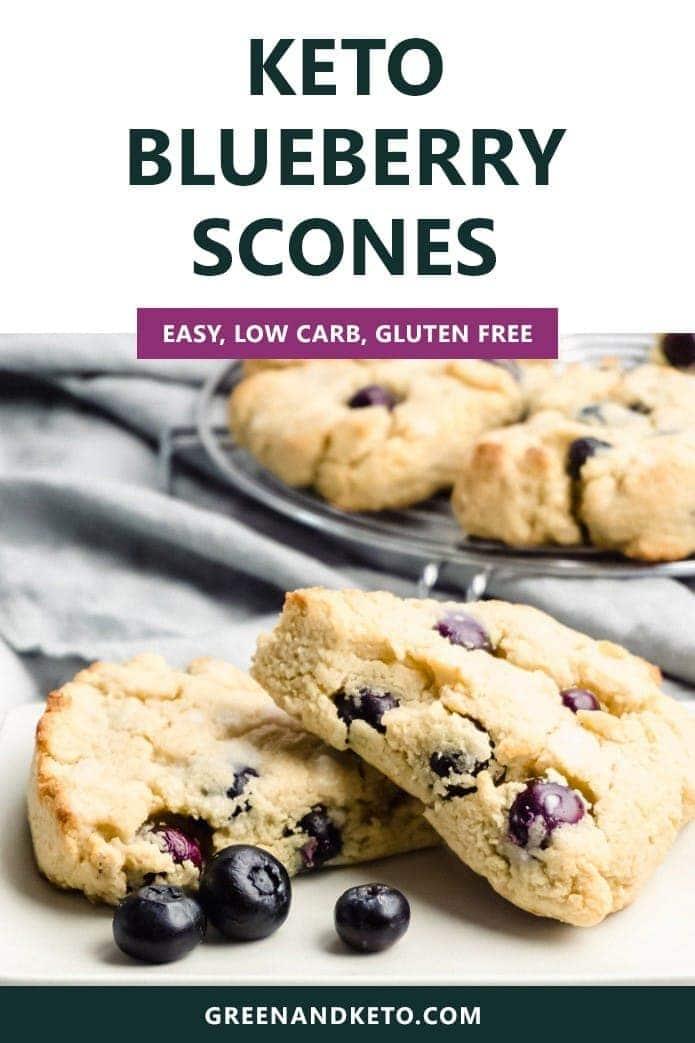 easy keto scones recipes