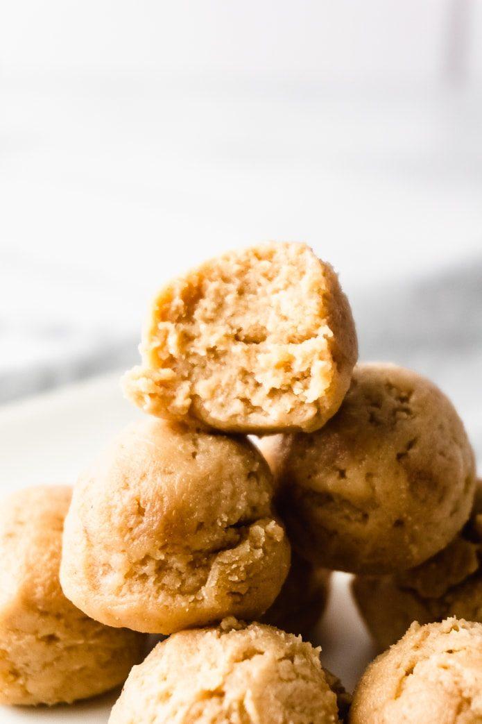 keto peanut butter energy bites