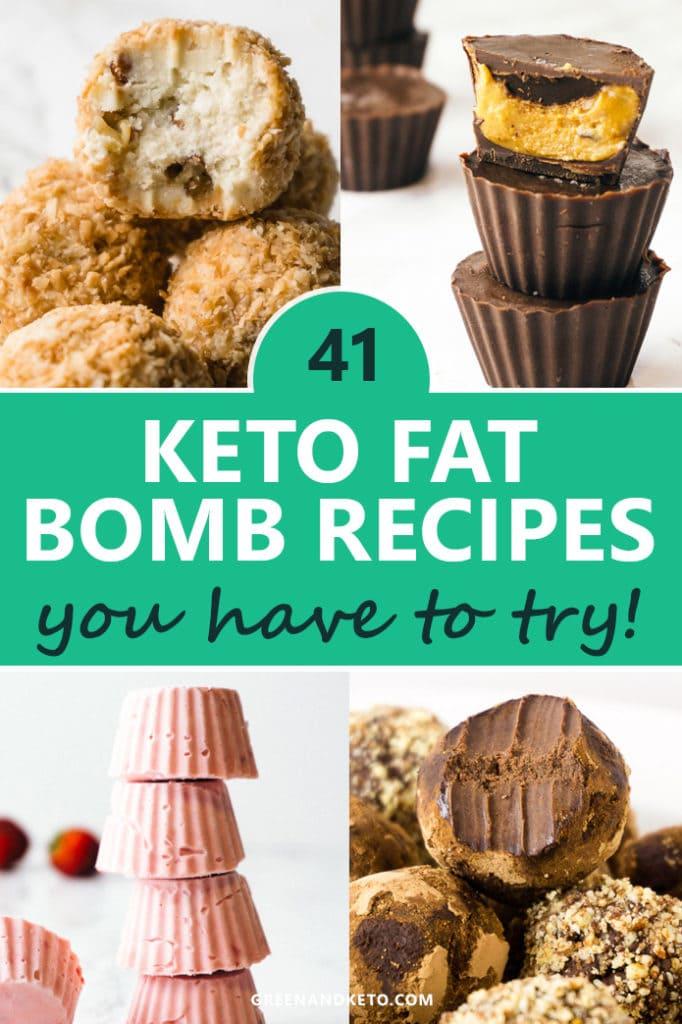 41 Must-Try Keto Fat Bomb Recipes