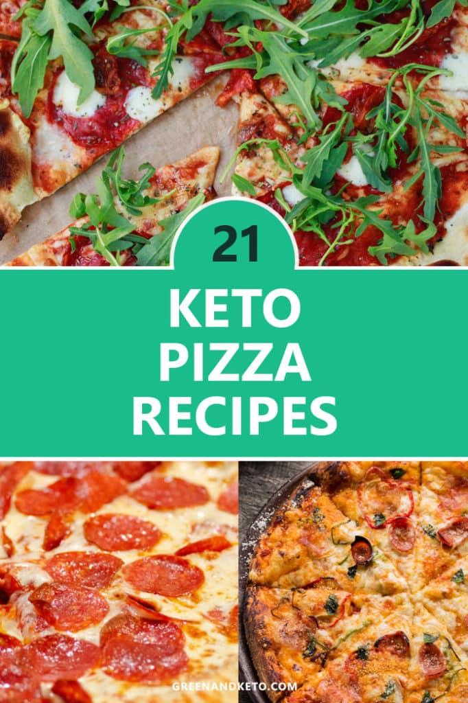 21 Delicious Keto Pizza Recipes