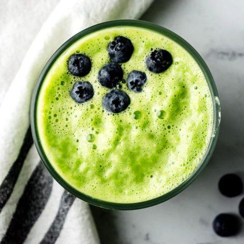 Healthy Keto Green Smoothie