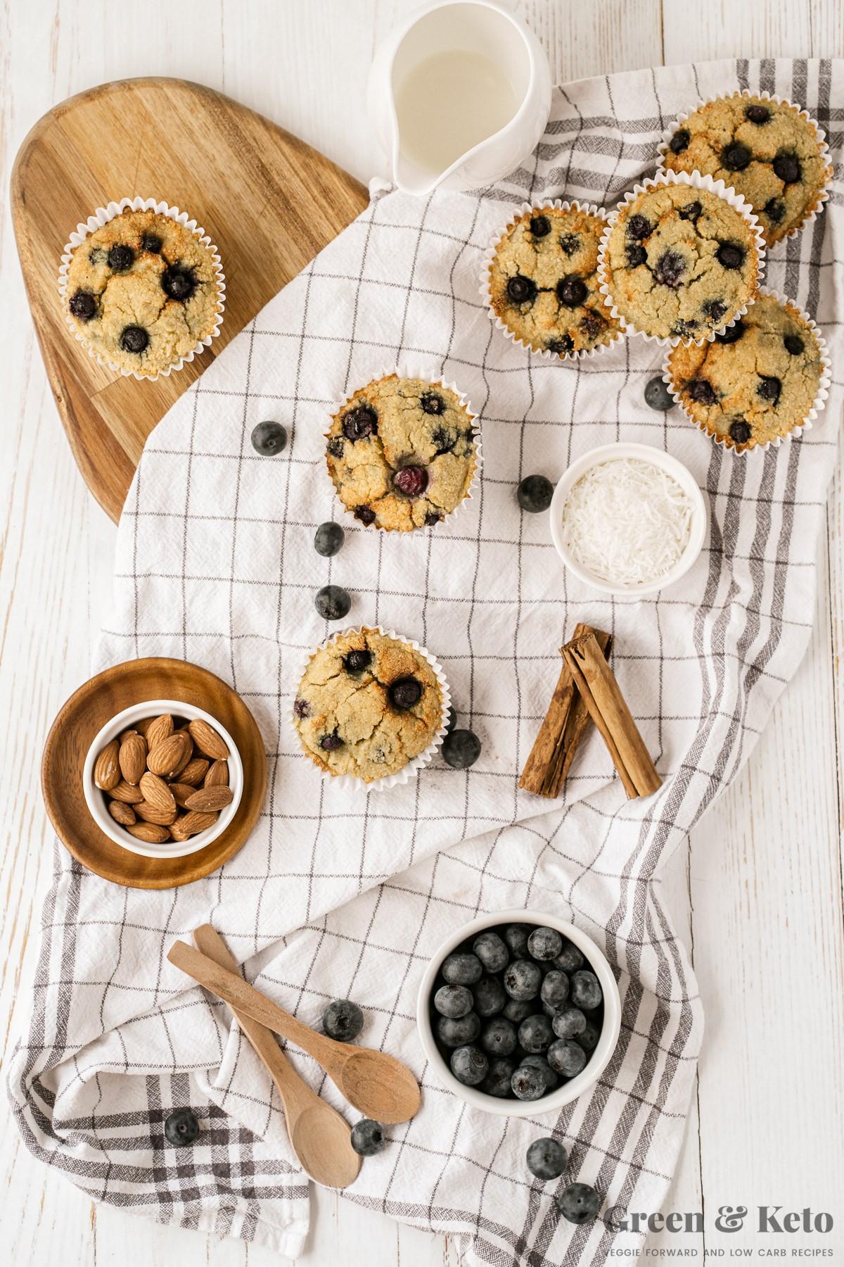 almond flour recipes keto