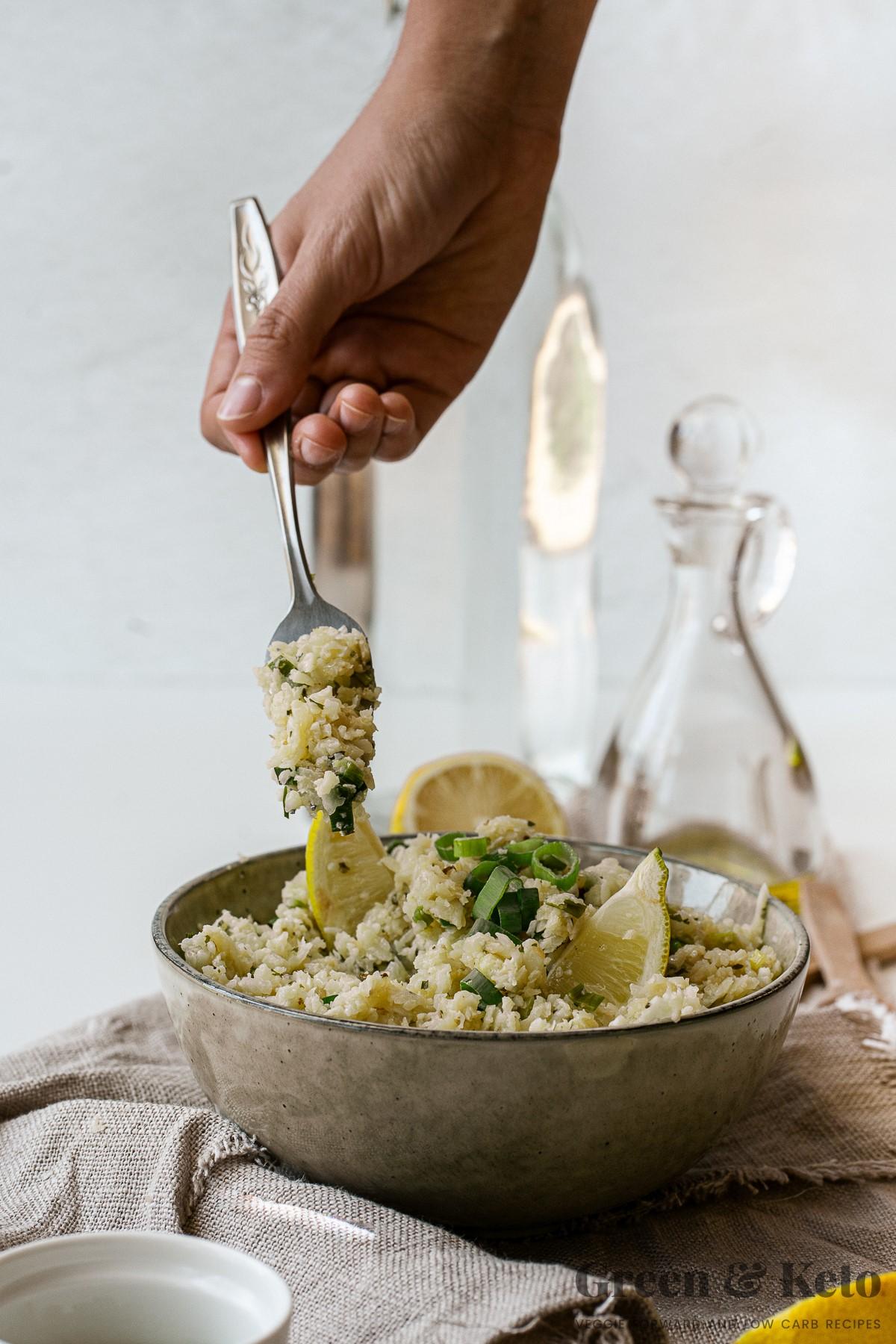 how to prepare cauliflower