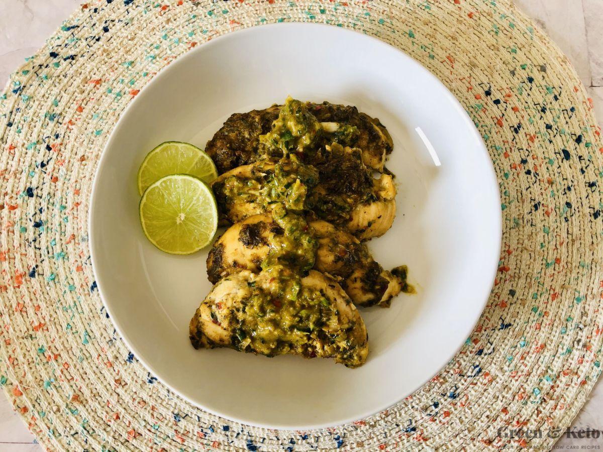 Jerk Chicken Recipe