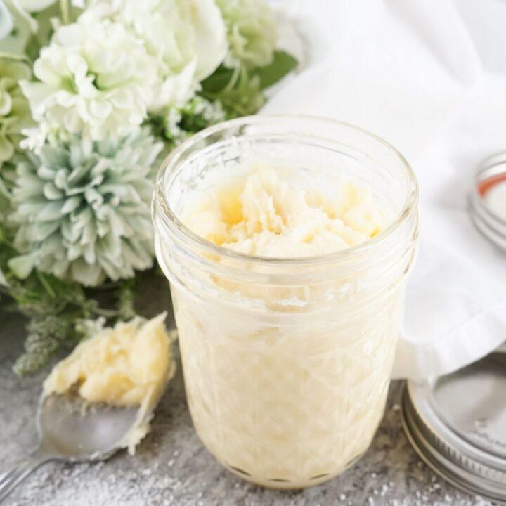 Homemade Sugar Free Condensed Milk - Just 2 Ingredients