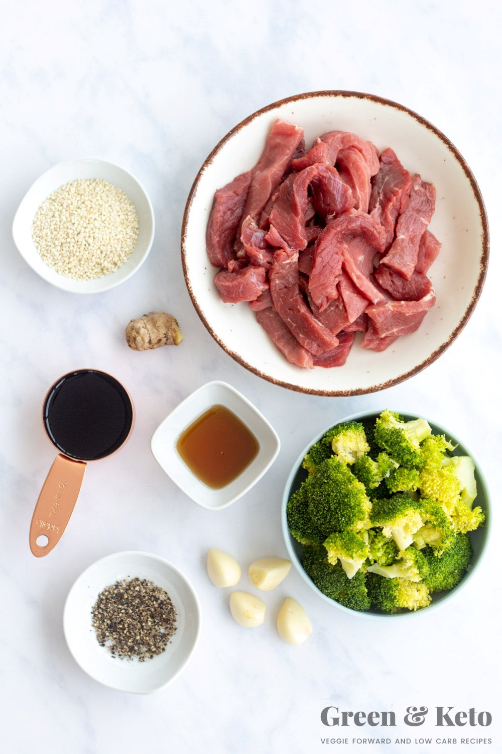 low carb beef and broccoli ingredients